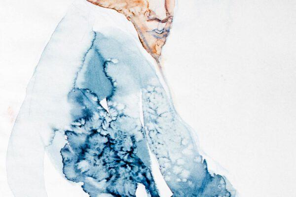 Bianca Faltermeyer Art Mixed Technique Portrait