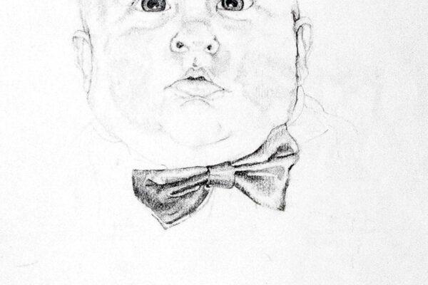Bianca Faltermeyer Art Pencil Drawing Portraits 04 München